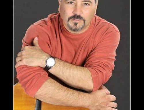 Friday, October 25th, Frank Carmelitano on guitar on the patio from 4:30 until 9:30
